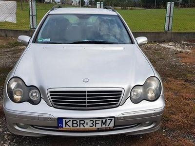 używany Mercedes C200 Klasa C W203T Kompr. Avantgarde