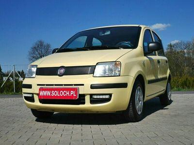 używany Fiat Panda 1.2dm 69KM 2011r. 123 000km