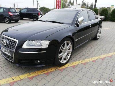 używany Audi S8 D3 5.2 v10 Full Full Opcja