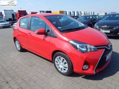 usado Toyota Yaris 1.3dm3 100KM 2015r. 103 853km ABS