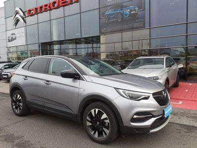 używany Opel Grandland X 1.5dm 130KM 2019r. 29 500km