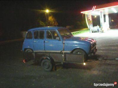 używany Renault R4