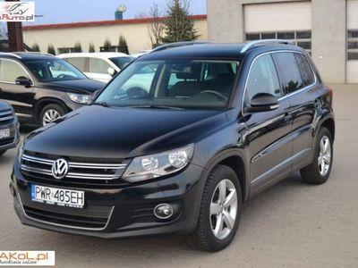używany VW Tiguan 2dm 140KM 2014r. 84 000km