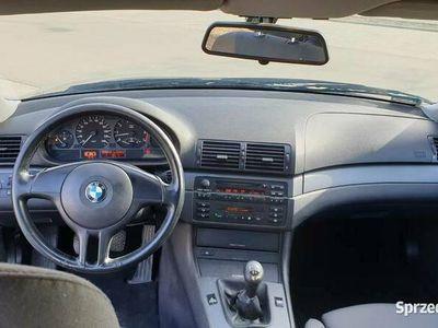 używany BMW 320 i 170km R6 dwa komplety felg