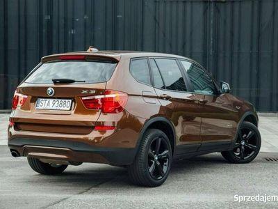 używany BMW X3 X3Xdrive LED MAXX !! F25 (2010-)