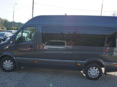 używany Mercedes Sprinter Sprinter 906salon PL BusPrestige Vat 23