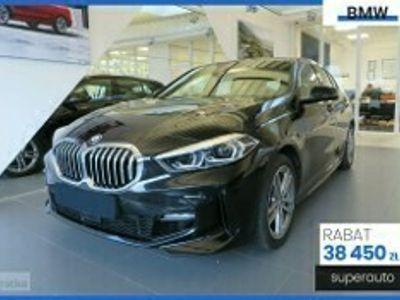 używany BMW 118 SERIA 1 F40 118 2.0 d (150KM) | M SPORT | + Live Cockpit Plus + Ogrzewanie