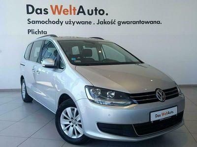 używany VW Sharan 1.4 TSI 150 KM DSG Comfortline Salon Polska FV VAT 23% Panorama II (2010-)