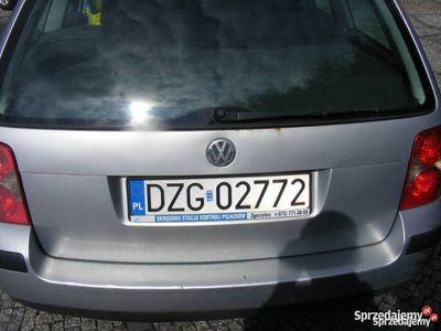 używany VW Passat B5 FL do naprawy