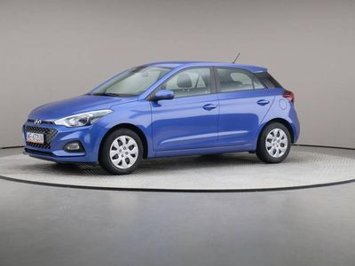 używany Hyundai i20 blue 1.0 T-GDI, Passion