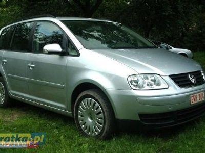 używany VW Touran 2dm 140KM 2003r. 130 000km