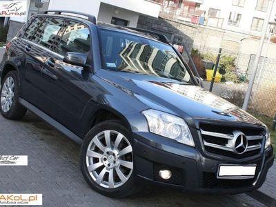 używany Mercedes 350 klasa GLK 3dm3 224KM 2009r. 225 000kmCDI 224 KM 4Matic 7G Tronic Serwis Wa wa