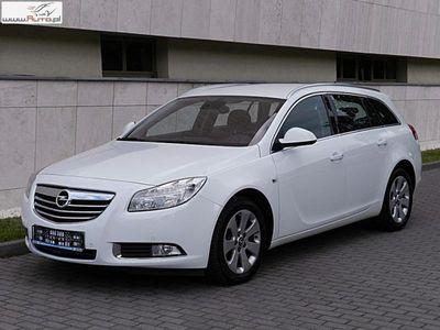 używany Opel Insignia 2dm3 160KM 2013r. 99 000km