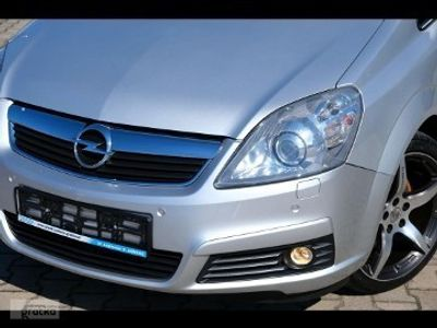 używany Opel Zafira B 2.0 T Sport