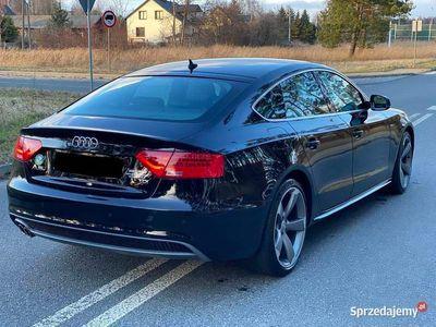 używany Audi A5 2.0 TDI * S-LINE * AUTOMAT * BEZWYPADKOWY !