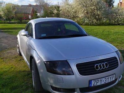 używany Audi TT Benzyna-gaz sprzedam