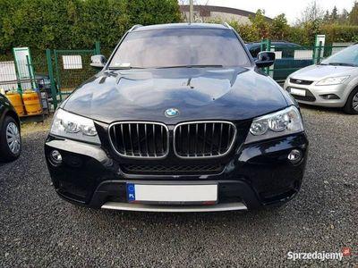 używany BMW X3 2dm 184KM 2012r. 143 000km