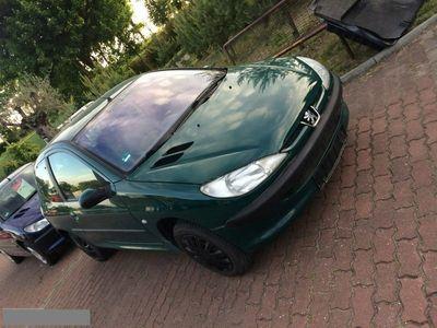 używany Peugeot 206 1.4dm 75KM 2005r. 155 000km