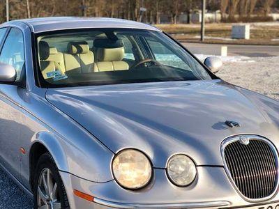 używany Jaguar S-Type 2.7 Diesel 207 KM Zadbany/Doinwestowany
