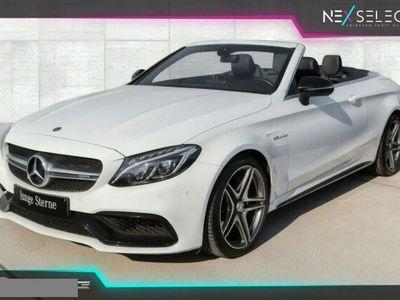 używany Mercedes C63 AMG AMG 4dm 476KM 2017r. 16 414km