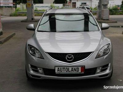 używany Mazda 6 2dm 147KM 2009r. 180 780km