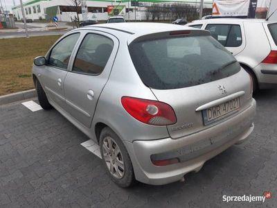 używany Peugeot 206+ 1.4 hdi 2011 r.