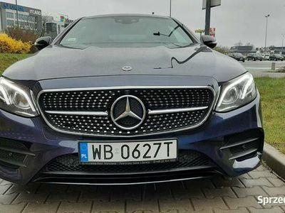 używany Mercedes 220 4Matic Cupe AMG Head+Panorama+Kamera