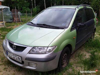 używany Mazda Premacy 1.8 l 2002 r.