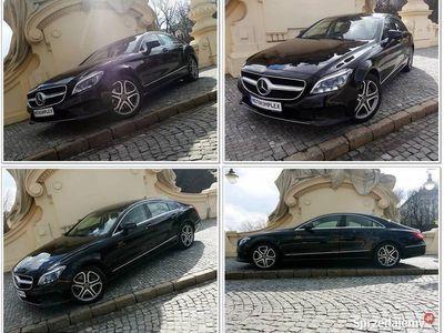 używany Mercedes CLS350 2017r 3.0 Diesel 258KM 4-Matic