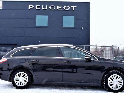 brugt Peugeot 508 SW 2dm3 163KM 2011r. 239 000km Zadbany, wersja Allure, serwisowany