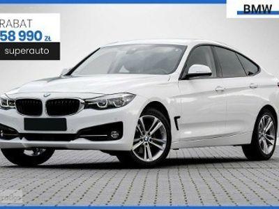 używany BMW 320 SERIA 3 320 2.0 d xDrive (190KM) SPORT LINE   System Nawigacyjny Business