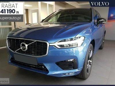 używany Volvo XC60 II 2.0 T4 (190KM) | R-DESIGN + Park Assist + Winter + Harman/Kardon