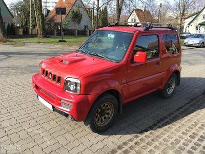 używany Suzuki Jimny 2006 rok 1.5 diesel SALON PL 1 właściciel VAT23%