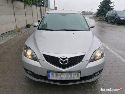 używany Mazda 3 Benzyna Klimatyzacja CD 2x komplet kół