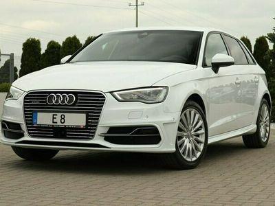 używany Audi A3 1.4dm 205KM 2016r. 19 000km