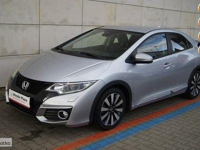 używany Honda Civic 1.8dm 142KM 2016r. 46 000km