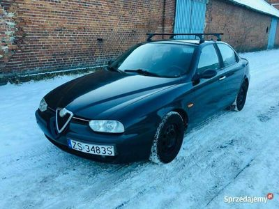 używany Alfa Romeo 156 1,9 jtd długie opłaty