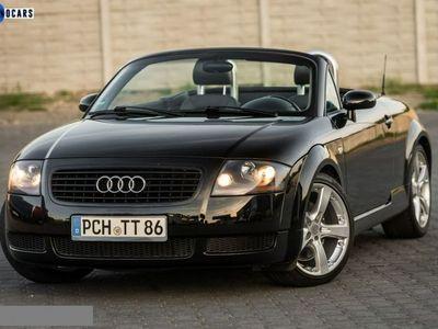 używany Audi TT 1.8dm 150KM 2002r. 154 000km