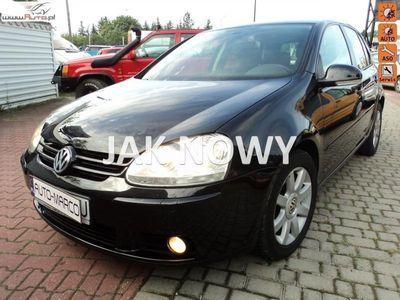 używany VW Golf 2dm 140KM 2006r. 189 000km