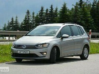 używany VW Golf Sportsvan 1.6dm 110KM 2014r. 140 415km