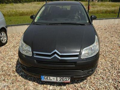używany Citroën C4 Benzyna! Klima Nowy Rozrząd I (2004-2010)