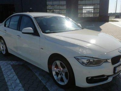 używany BMW 320 2dm 184KM 2015r. 99 500km