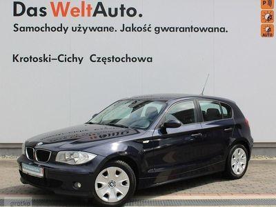 używany BMW 118 SERIA 12.0 D 122 KM 6-G 2006 rok.