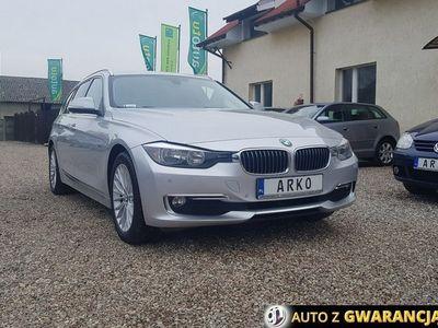 używany BMW 214 318 2dm 143KM 2013r.000km
