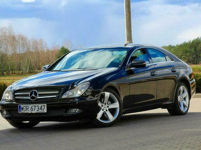 używany Mercedes CLS320 224KM Xenon Navi Wentyle Skóry 4xKlimatronik Tempomat Pdc 1właściciel C219 (2004-2010)