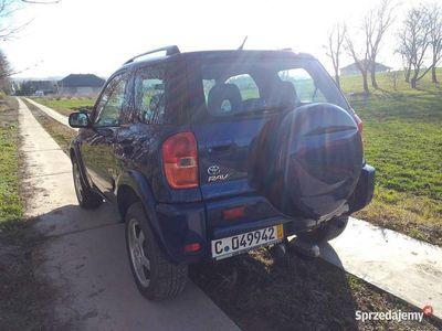 używany Toyota RAV4 2.0 Benzyna 4x4