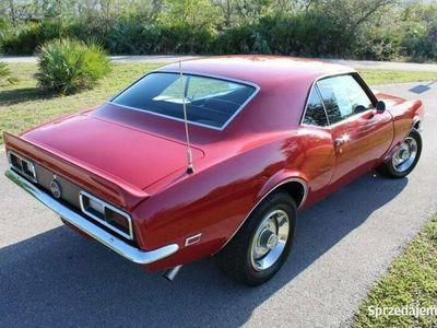 używany Chevrolet Camaro CamaroRED 1968 8 CYLINDER BENZ. 279KM 199549KM I (1967-1969)