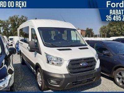 używany Ford Transit VIII MCA 130KM Trend Kombi L3H2 + Tylna Klimatyzacja !! Extra Cena !!