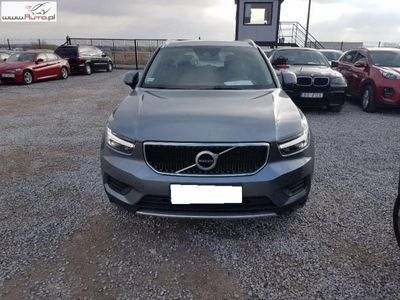 brugt Volvo XC40 Inny 2dm3 248KM 2018r. 27 610kmT5 AWD Momentum 2018r., Benzyna, FV 23%, Gwarancja!!
