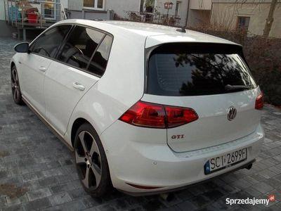 używany VW Golf VII GolfGTI Performance 230KM